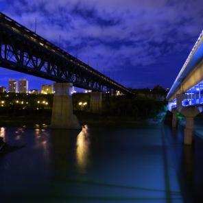 LRT Bridge 1