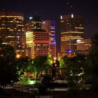 Peg City lights1