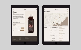 Hatch Mobile Site
